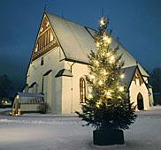 Завершена реставрация кафедрального собора Порвоо, в котором была провозглашена автономия Финляндии в составе Российской империи