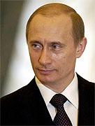 Святейший Патриарх Алексий поздравил Владимира Путина в связи с вступлением его в должность Председателя Правительства РФ
