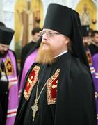 Предстоятель Русской Церкви совершил наречение архимандрита Тихона (Зайцева) во епископа Подольского, викария Московской епархии