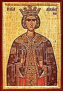 7 декабря — память святой великомученицы Екатерины