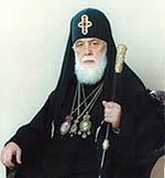 Католикос-Патриарх всея Грузии Илия II посетил грузинские села на территории Южной Осетии