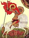 В день памяти вмч. Георгия Победоносца в Москве начнется воздушный крестный ход по городам Золотого кольца