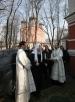 Патриарший молебен на начало Чина мироварения