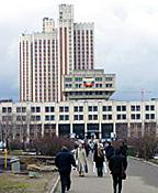 Заместитель председателя ОВЦС принял участие в конференции, посвященной вопросам возвращения соотечественников в Россию