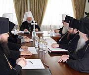 Синод УПЦ подчинил все официальные церковные СМИ Синодальному отделу 'Миссия духовного просвещения'