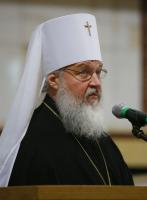Выступление митрополита Смоленского и Калининградского Кирилла, на XI Всемирном русском народном соборе