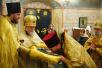 Празднование 10-летия возобновления богослужебной жизни в храме Архангела Михаила в Овчинниках