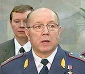 Патриаршее поздравление первому заместителю Министра внутренних дел РФ А.А. Чекалину с юбилеем