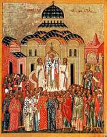 27 сентября — Воздвижение Честнаго и Животворящаго Креста Господня