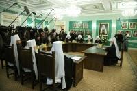 ЖУРНАЛЫ заседания Священного Синода Русской Православной Церкви от 10 декабря 2008 года