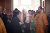 Патриаршее служение в Кресто-Воздвиженском Иерусалимском ставропигиальном женском монастыре
