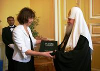 Состоялась встреча Святейшего Патриарха Алексия с мэром Страсбурга