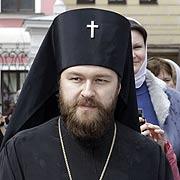 Патриаршее поздравление архиепископу Волоколамскому Илариону с днем тезоименитства