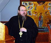 Блаженнейший Митрополит Иона возглавил работу Иннокентиевских чтений в Свято-Тихоновском университете
