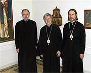 Епископ Егорьевский Марк посетил с официальным визитом Финляндию