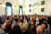 Патриарший визит в Санкт-Петербургскую епархию. День второй. Юбилейный акт, посвященный 200-летию Санкт-Петербургской духовной академии.