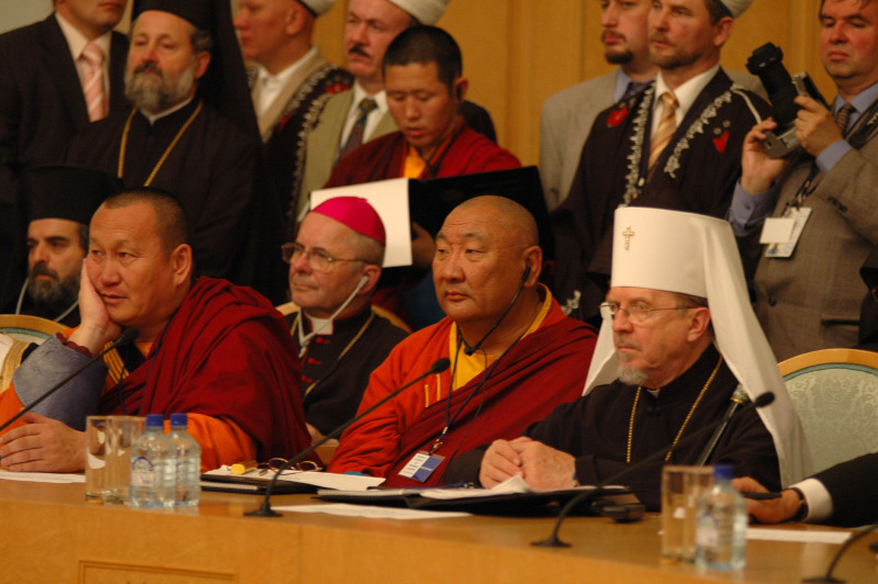 Торжественное открытие Всемирного саммита религиозных лидеров