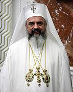 Блаженнейший Патриарх Румынский Даниил встретился с архиепископом Волоколамским Иларионом