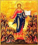 17 июня — празднество в Вологде всем преподобным отцам Вологодским