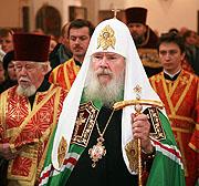 Патриаршее слово в день памяти св. великомученика Димитрия Солунского