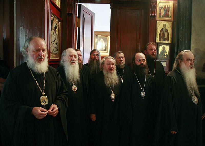 Лития по митрополиту Винницкому и Могилев-Подольскому Макарию