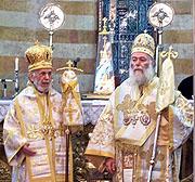 Состоялся визит Патриарха Александрийского Феодора II в Антиохийскую Православную Церковь