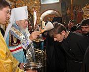 Митрополит Киевский Владимир возглавил торжества по случаю начала нового учебного года в Киевских духовных школах