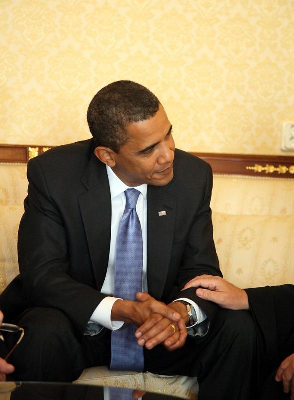 Встреча Святейшего Патриарха Кирилла с Президентом США Бараком Обамой