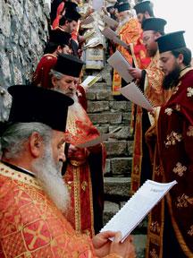 Митрополит Закинфский Хризостом: 'Отделение от Церкви навредит греческому государству'