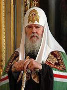 Святейший Патриарх Алексий: 'Не стоит делать из религии инструмент политической борьбы'