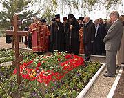 На сороковой день кончины архиепископа Паисия в Орле совершено молитвенное поминовение владыки