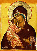 6 июля — празднование в честь Владимирской иконы Божией Матери