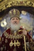 Патриаршее слово в Троице-Сергиевой лавре за Божественной литургией в Светлый вторник