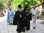 Начался визит митрополита Смоленского и Калининградского Кирилла в Болгарию