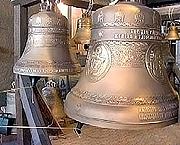 Из Воронежа в США отправлена звонница из 13 колоколов для часовни в штате Канзас