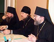 Пастырский семинар, посвященный практике подготовки к Причащению, состоялся в Даниловом монастыре