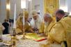 Патриарший визит в Калининград. Освящение кафедрального собора Христа Спасителя.