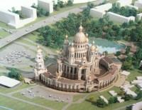 Архитектурно-градостроительный совет утвердил проект строительства Свято-Воскресенского кафедрального собора в Киеве
