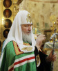 Патриаршее служение в праздник Благовещения Пресвятой Богородицы