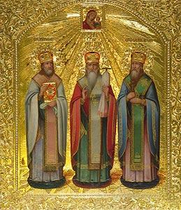 17 октября — обретение мощей святителя Гурия, архиепископа Казанского, и Варсонофия, епископа Тверского