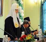 Слово Святейшего Патриарха Кирилла на Юбилейном акте, посвященном 200-летию Санкт-Петербургской духовной академии