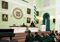 Архиепископ Иларион выступил с лекциями в Санкт-Петербургской Духовной академии