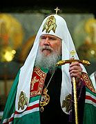 Предстоятель Русской Церкви встретился с архиепископом Страсбургским Жаном-Пьером Гралле