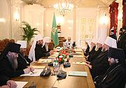ЖУРНАЛЫ заседания Священного Синода от 27 мая 2009 года