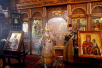 Торжества по случаю юбилея епископа Красногорского Саввы в храме иконы Божией Матери «Троеручица» в Орехово-Борисове
