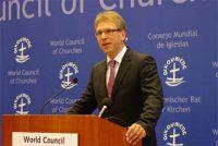Патриаршее поздравление О.Ф. Твейту с избранием на пост генерального секретаря Всемирного Совета Церквей