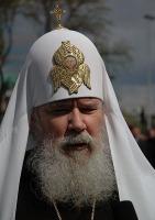 Святейший Патриарх Алексий выступил с обращением к французским телезрителям