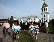 Предстоятель Русской Православной Церкви побывал в Зимненском Успенском женском монастыре