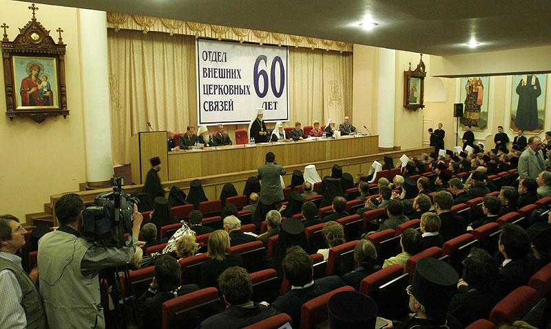 В Отделе внешних церковных связей положительно восприняли информацию об установлении дипломатических отношений между Ватиканом и Россией