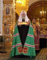 Слово Святейшего Патриарха Алексия в день памяти прп. Марии Египетской
